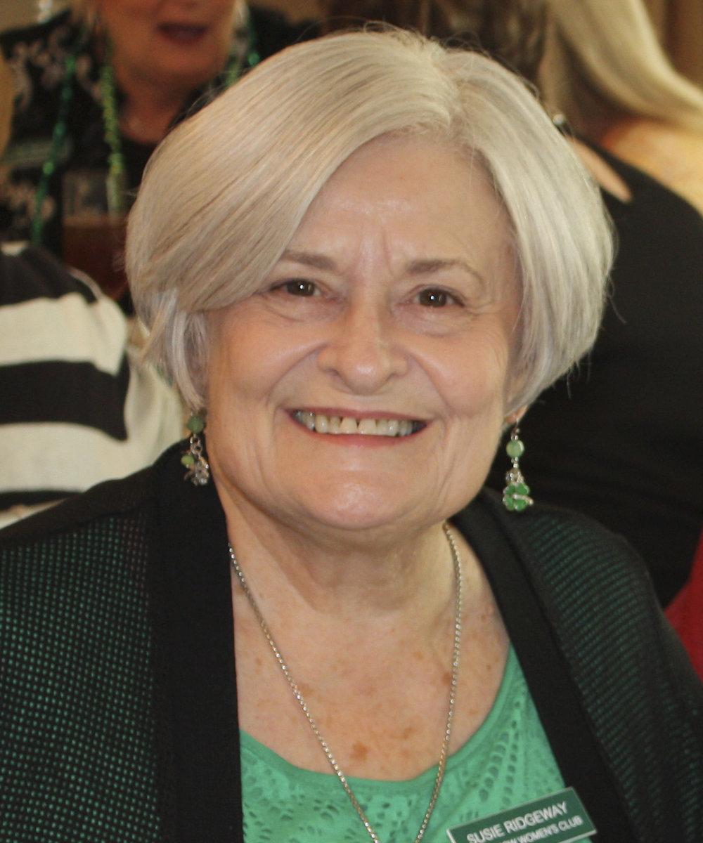Susie Ridgeway, Hospitality