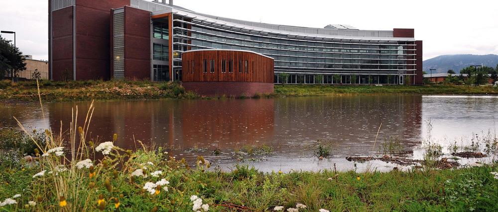 NAU Applied Research & Development Building