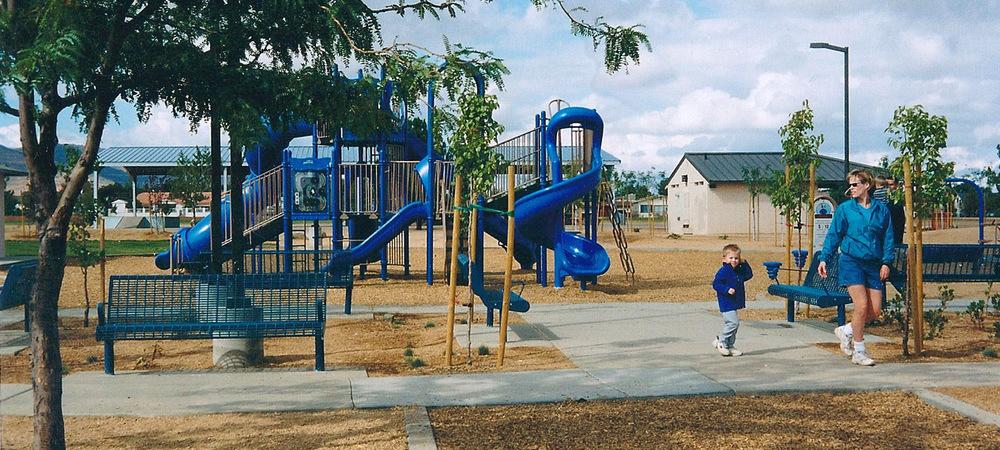 Mountain Valley Park Playground
