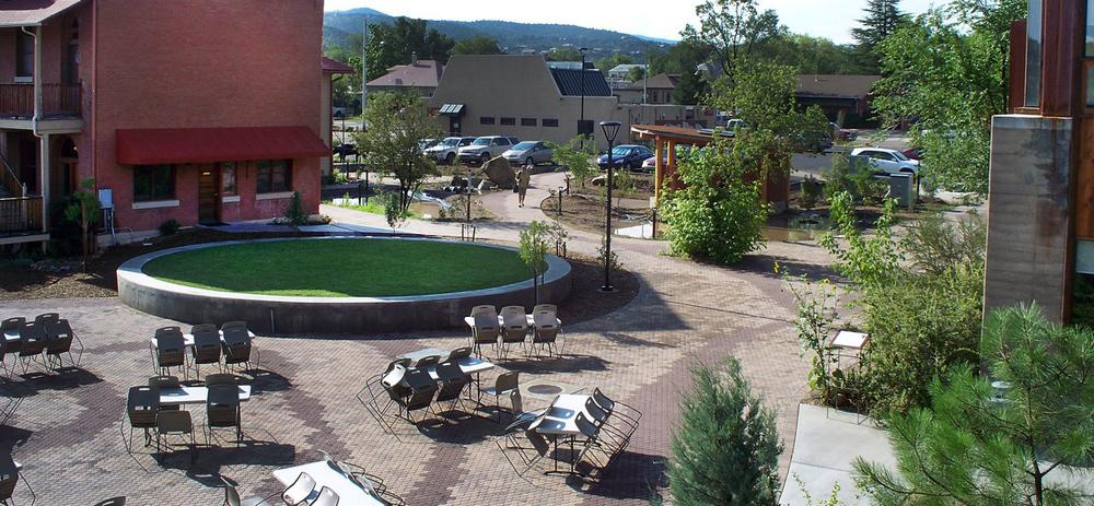 Prescott College Campus Commons