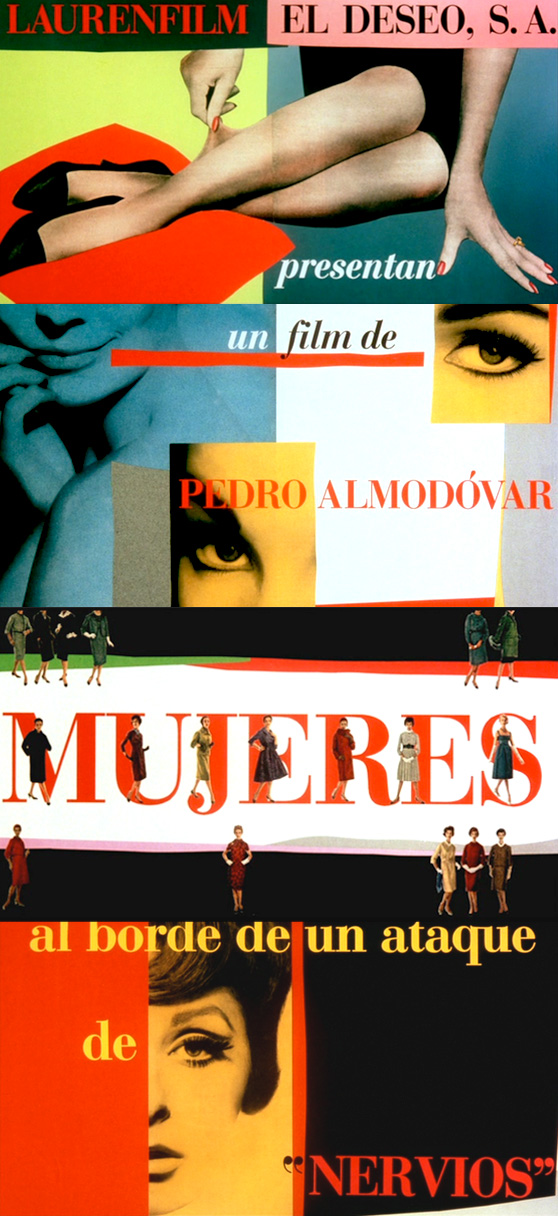 Almodovar titles