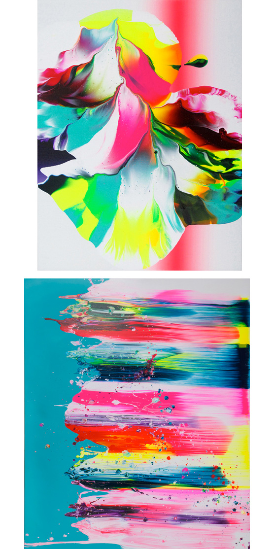Yago Hortal paintings