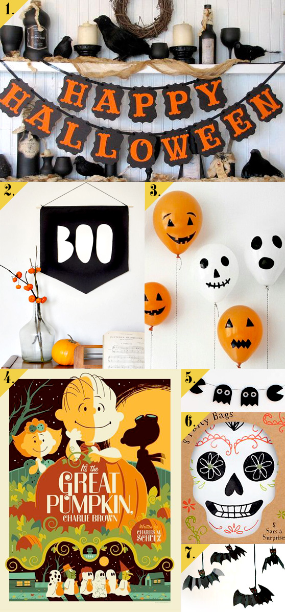 Halloween for kids on Cheeky Design