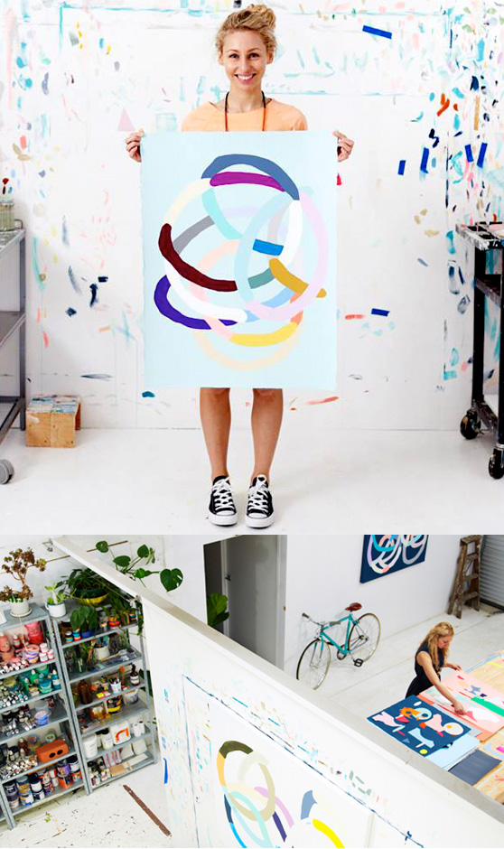 Kirra Jamison on Cheeky Design