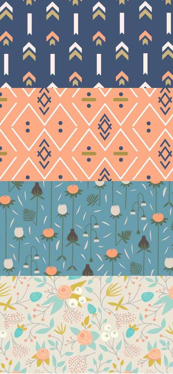 Elizabeth Olwen on Cheeky Design