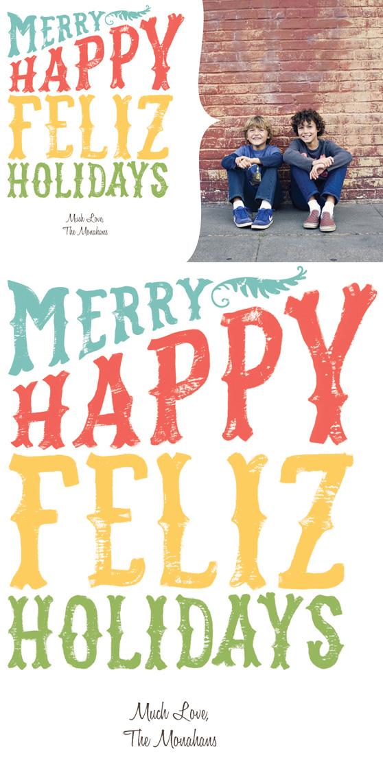 Happy, Merry, Feliz...click here.
