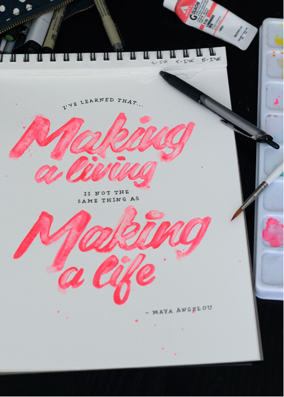 Making-A-Life-Cheeky-Design