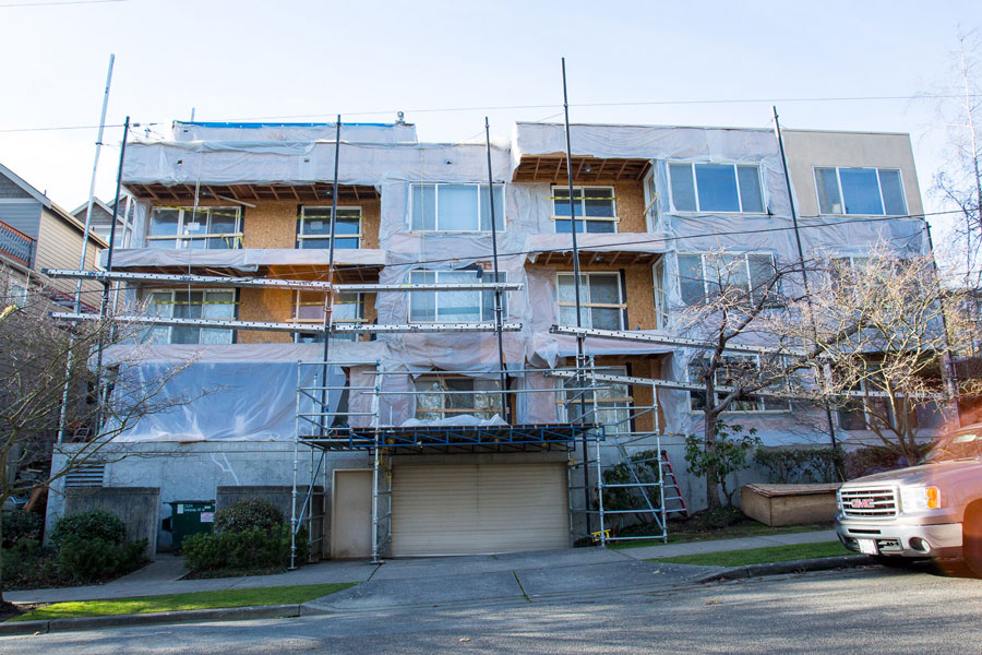 Benson On Magnolia Condominiums