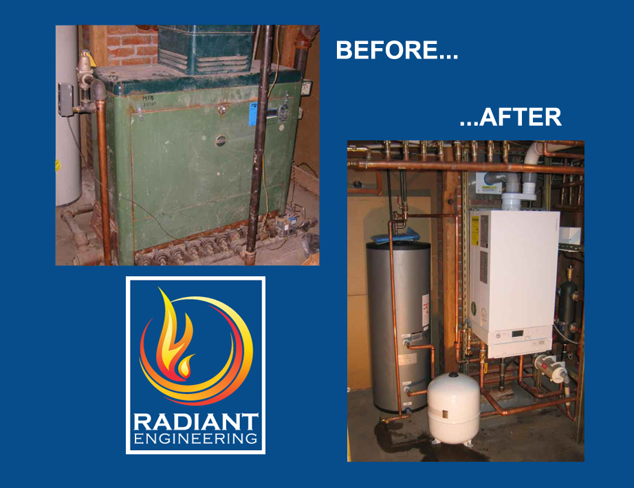 Radiance And Engineering Services : Retrofits before and after — radiant engineering