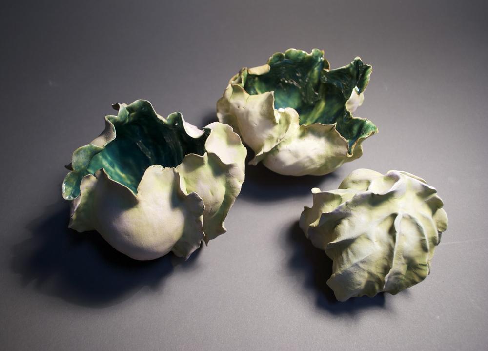 Petal Pot Trio
