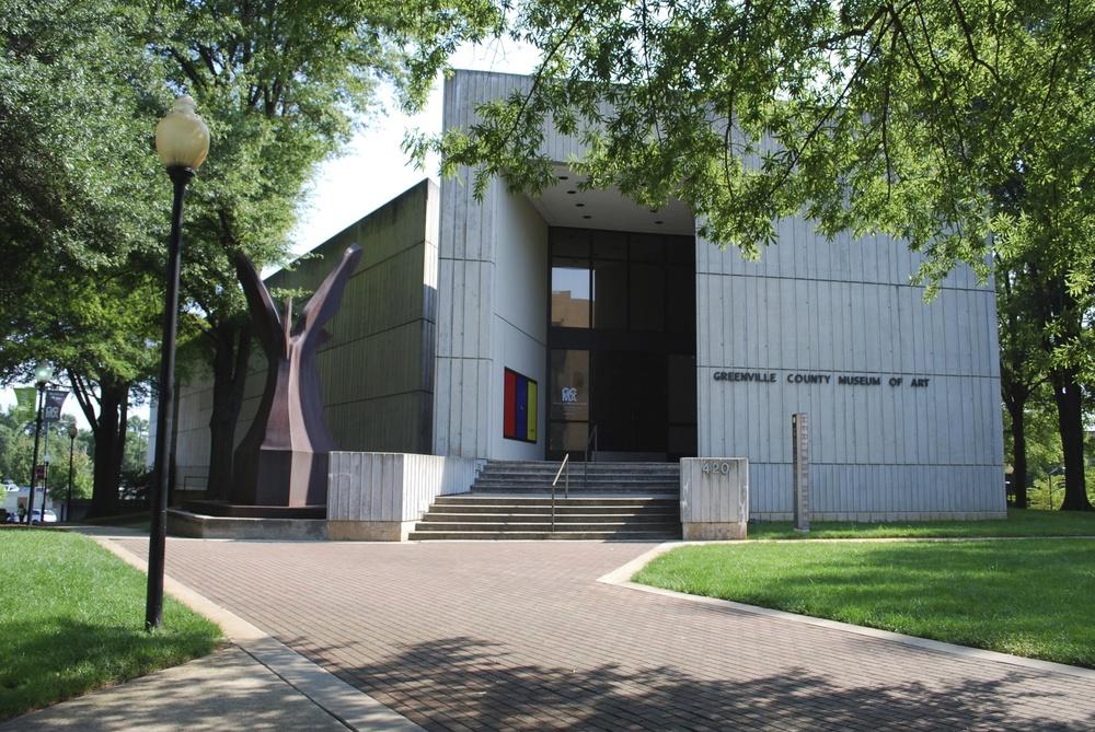 Greenville County Museum of Art, Greenville, SC