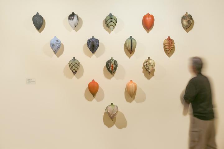 15 Pod Triangle, GCMA, Alice Ballard's solo showgeorgeleephotography.com