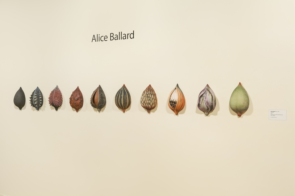 10 Half-Pods, an installation at the GCMA, Alice Ballard's solo show  georgeleephotography.com