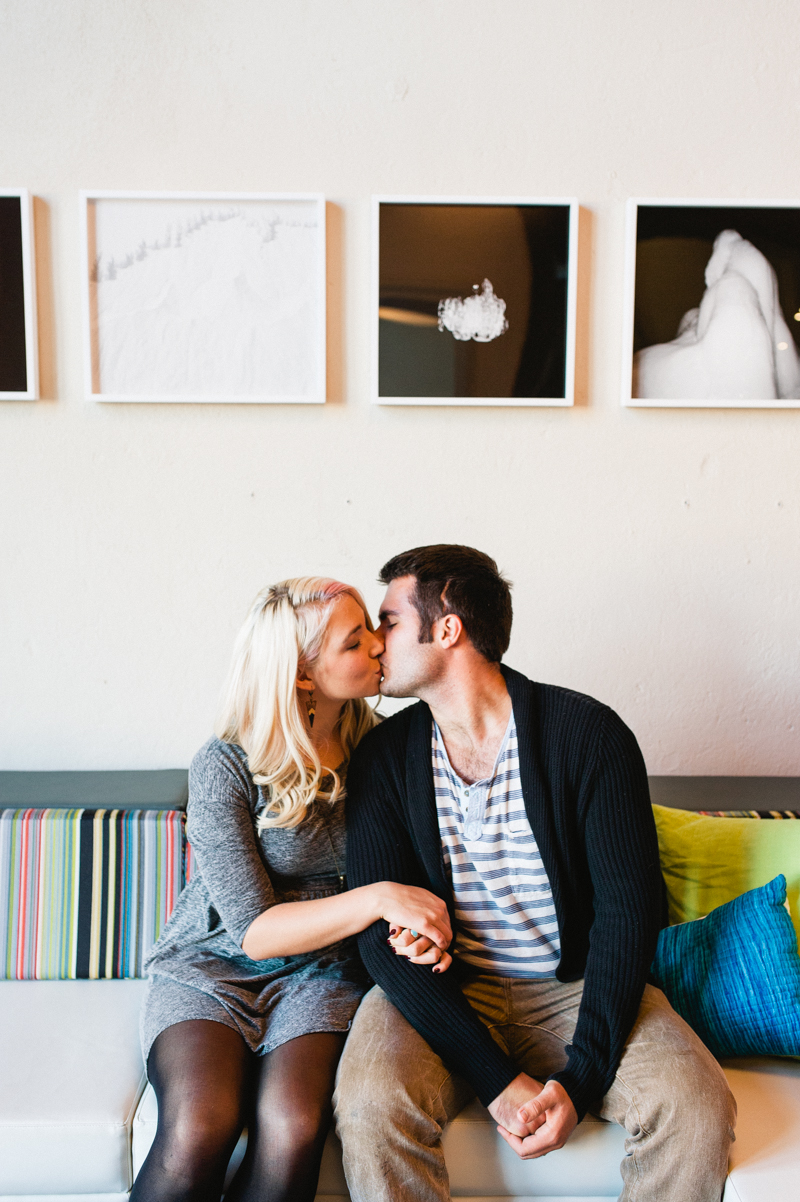 heidi + kyle ; portraits by lydia jane photography