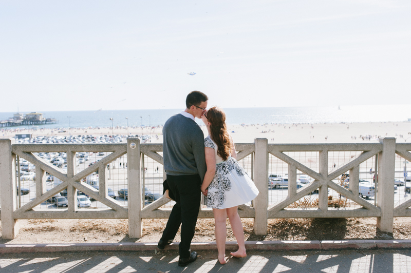 Luke + Whitney ; A Southern California Engagement Session ; Photos by Lydia Jane (www.lydiajane.com)