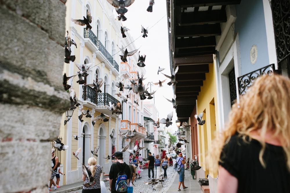 San Juan, Puerto Rico ; Photos by Lydia Jane (www.lydiajane.com)