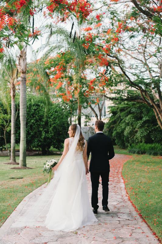nicole + albert ; a wedding in san juan, puerto rico (www.lydiajane.com)