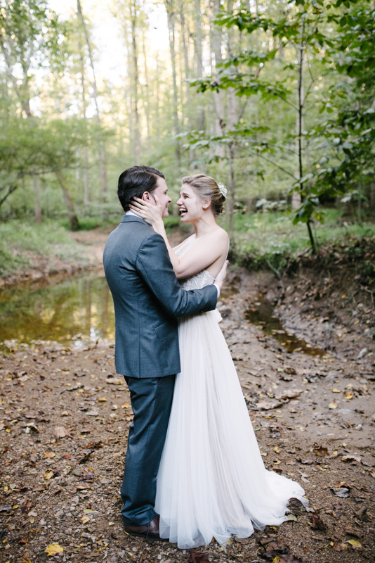 jeff + katie ; an outdoor wedding in northern virginia (www.lydiajane.com)