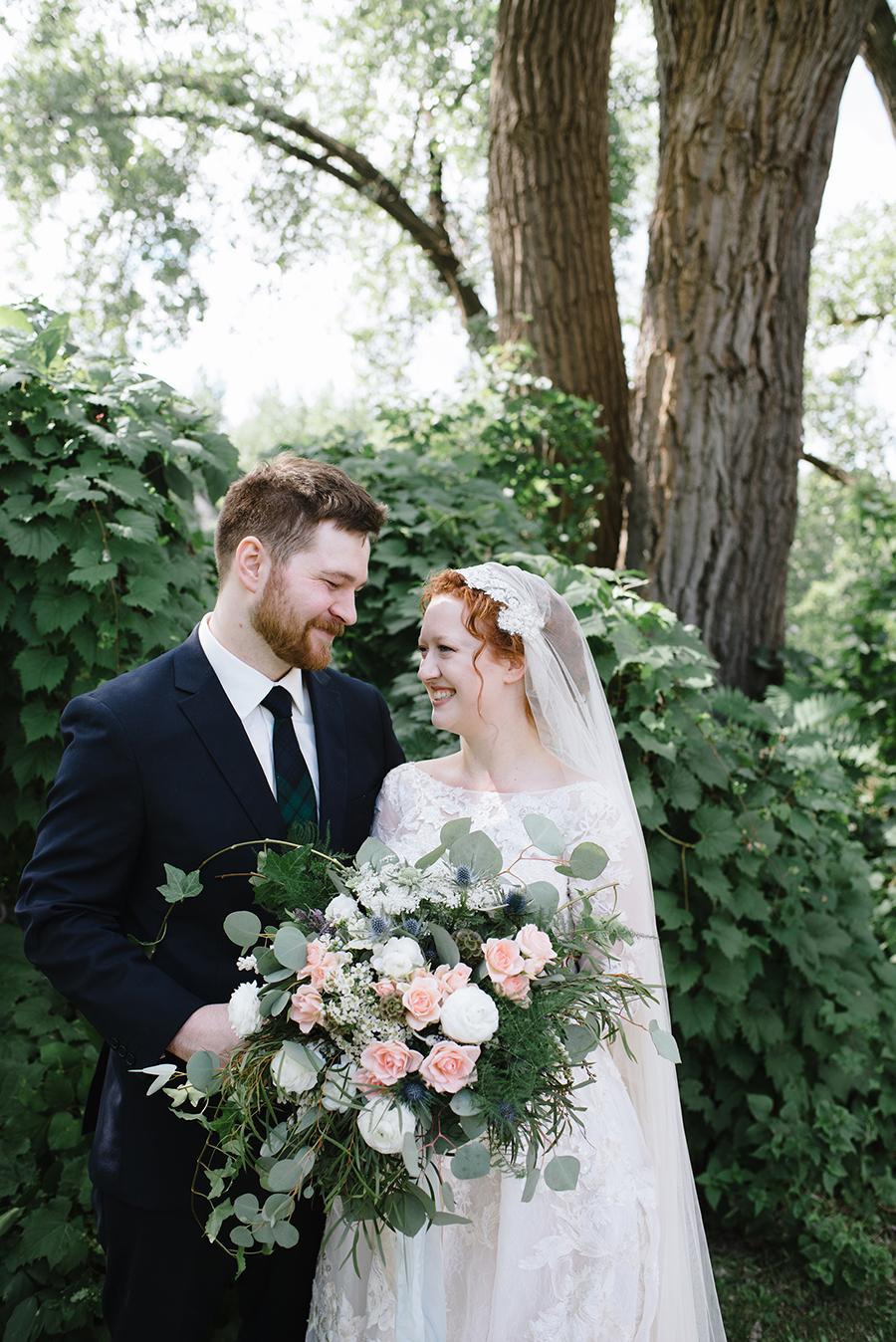 Sarah + Jordan | Theodore Wirth Park Chalet | Photos by Lydia Jane (www,lydiajane.com)