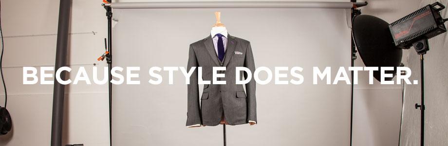 Custom Made Suits & Shirts - San Francisco