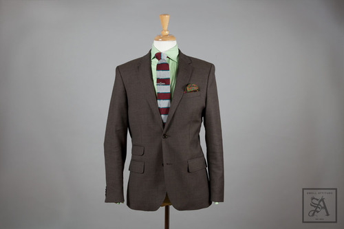 Custom Made Suits & Shirts - San Francisco