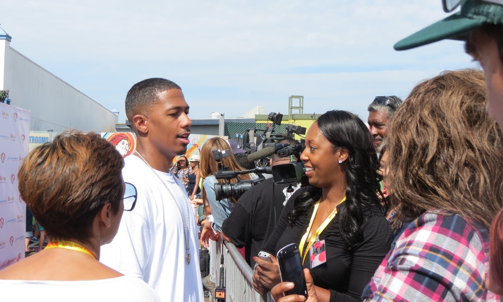 Interview with Nick Cannon