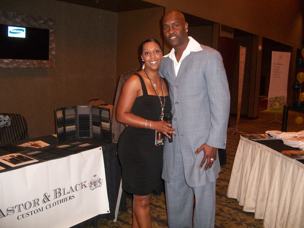 Interview with NBA Legend Gary Payton