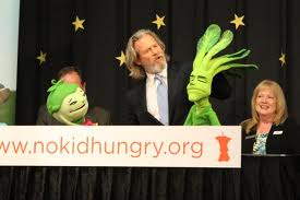 Jeff Bridges Leave No Kid Hungry Campaign