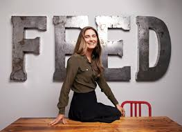 Lauren Bush Lauren - CEO and Co-Founder of FEED