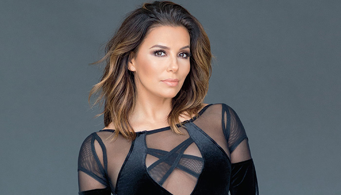 Actress Eva Longoria supports women fighting breast cancer. Photo Credit: Latina.com