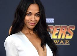 Award winning Actress, Zoe Saldana, has been winning the hearts of movie goers for nearly 2 decades!