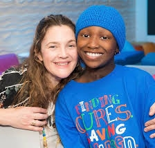 Drew Barrymore serves as St. Jude Children's Research Hospital Ambassador