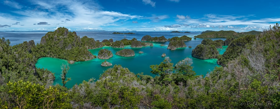 Fam Islands - Raja Ampat - West-Papua - Indonesia