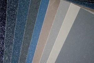 Sandpaper (60-1500 grit)