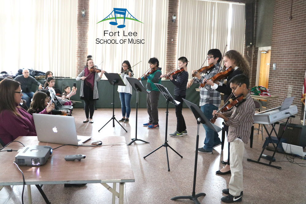 Violin Ensemble