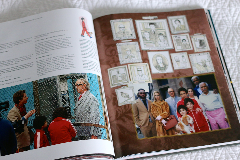 The Wes Anderson Collection The Royal Tenenbaums inspo on ourcitylights