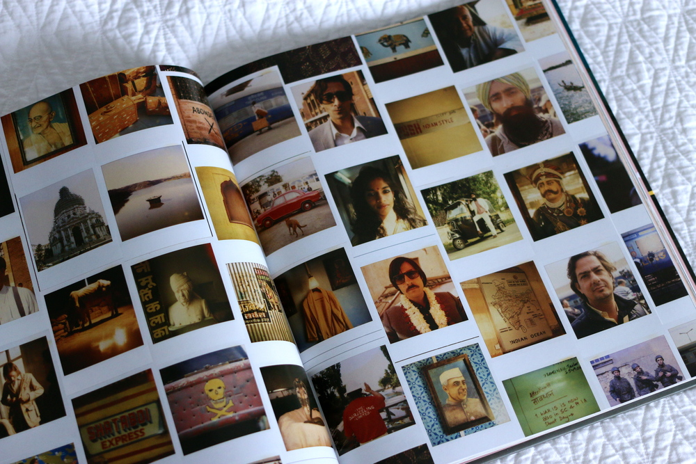 The Wes Anderson Collection The Darjeeling Limited Polaroids on ourcitylights