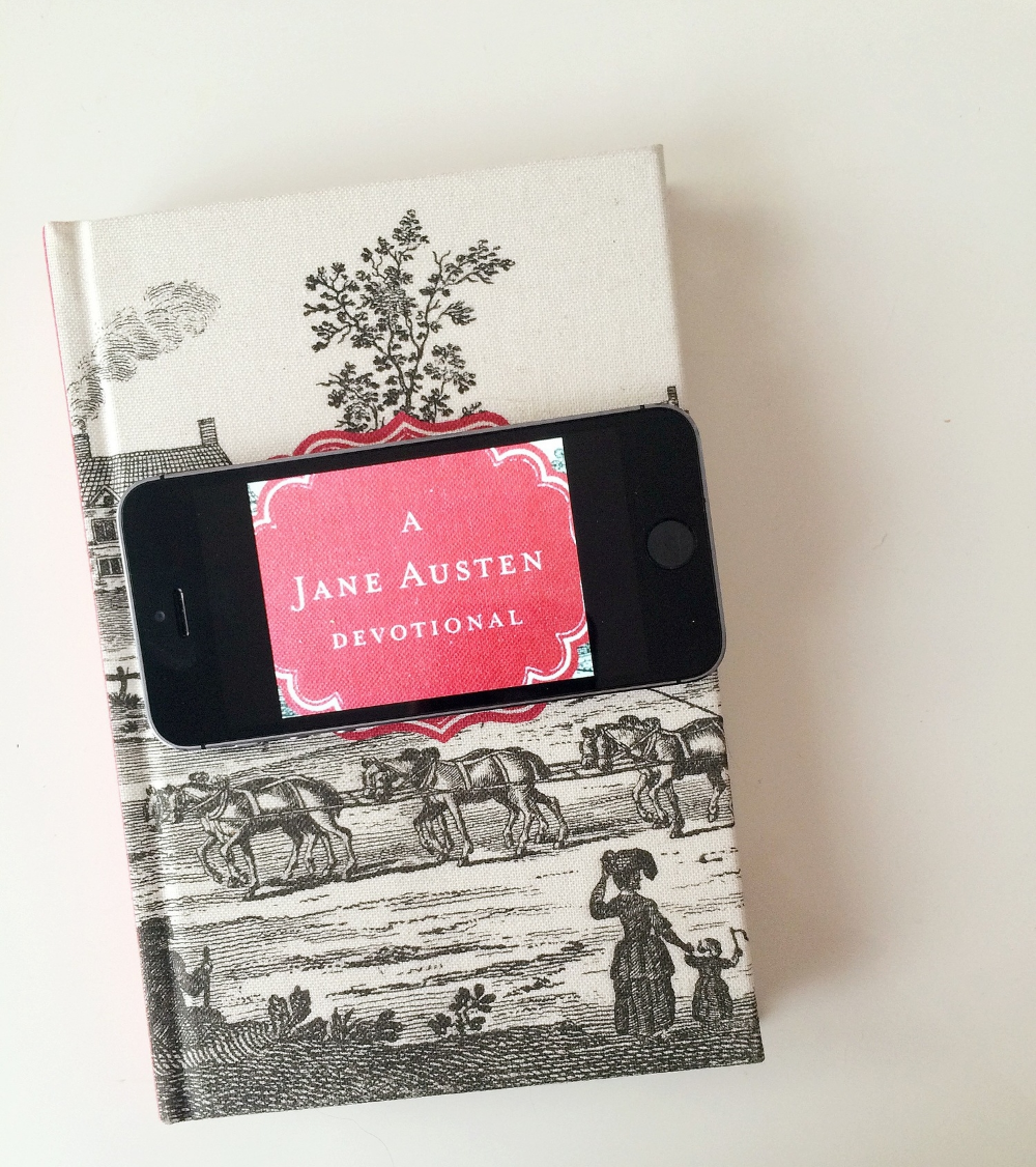 If you love scripture and Jane Austen, this Jane Austen Devotional is such a great combo, I highly recommend it for quiet mornings with a cup of coffee.