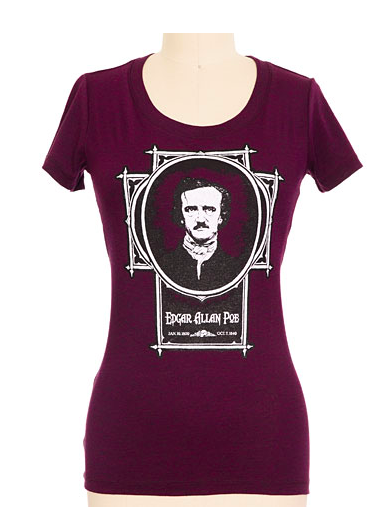 Nevermore Shirt from Plasticland