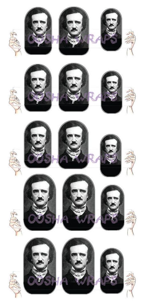 Poe Nail Wraps