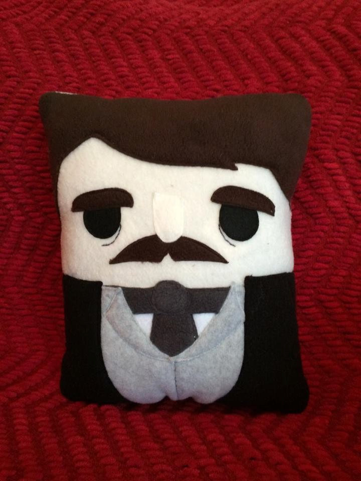 Poe Pillow