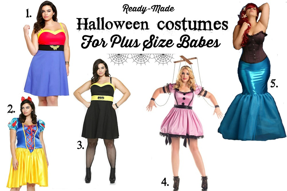halloween costumes for plus sized babes ourcitylights