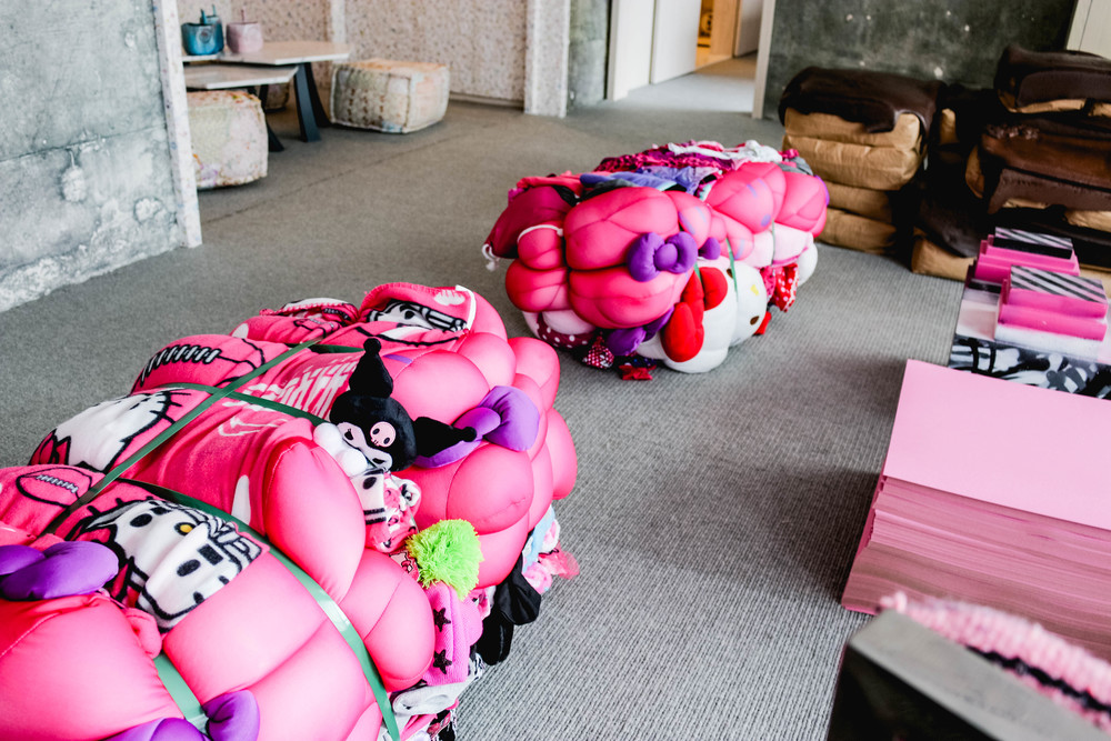 Hello Kitty at The LINE Hotel  2014 on ourcitylights-7.jpg