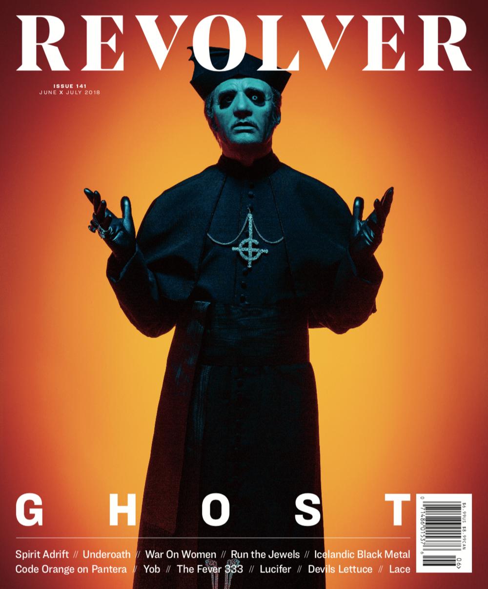 Revolver | Ghost