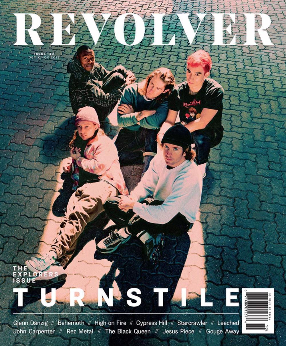 Revolver | Turnstile