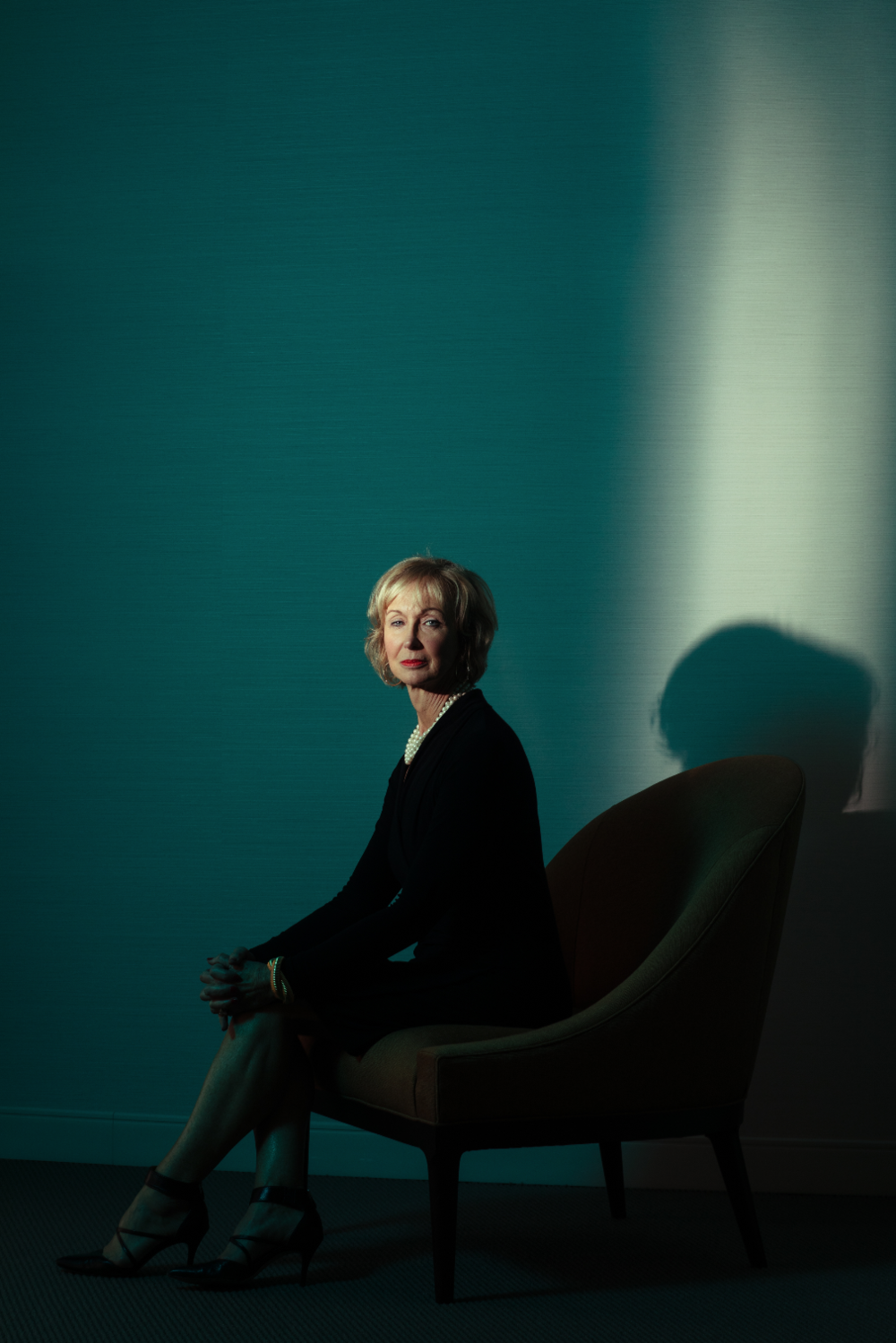 Barron's | Valerie Newell