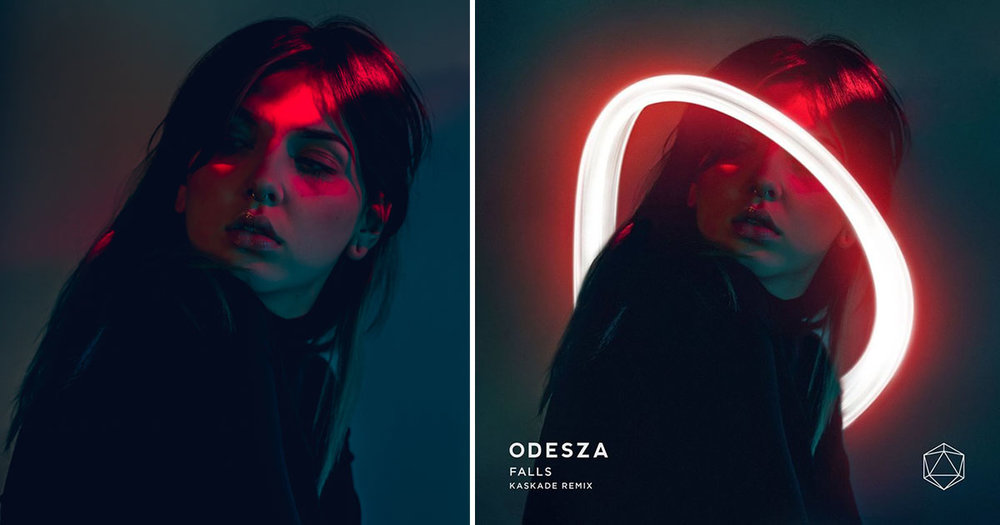 A photo I shot as a self-assignment was later licensed by Odesza for one of their singles.