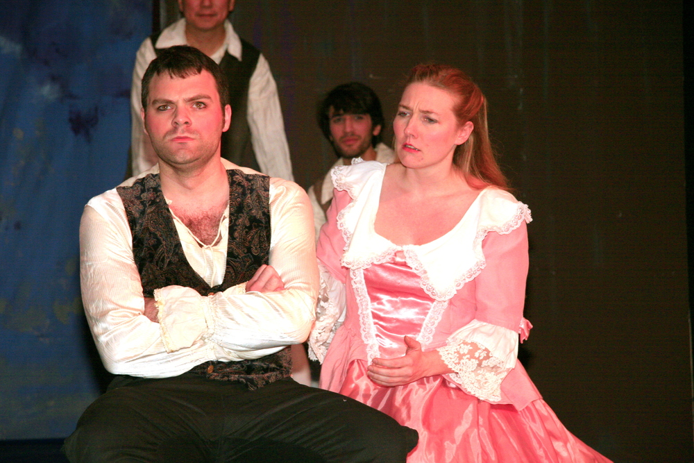 Don Giovanni (Zerlina, with Albert Donze)