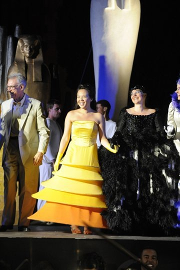 Queen of the Night (Tuscia Opera Festival), with Gordon Ostrowski and Tina Cowling