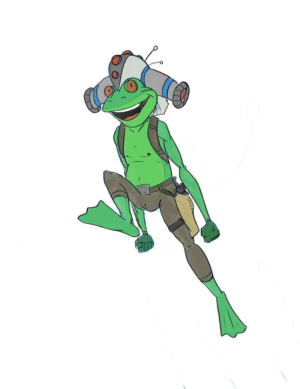 time frog.png